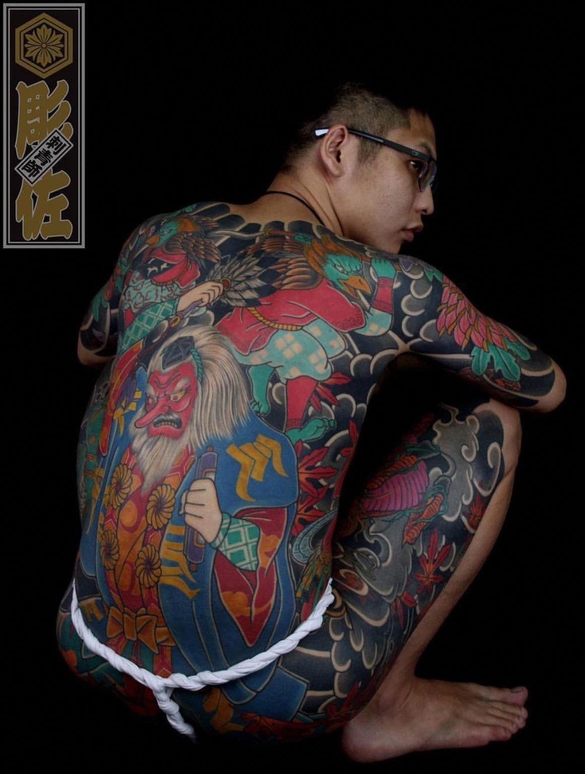 350+ Japanese Yakuza Tattoos With Meanings and History (2021) Irezumi Designs