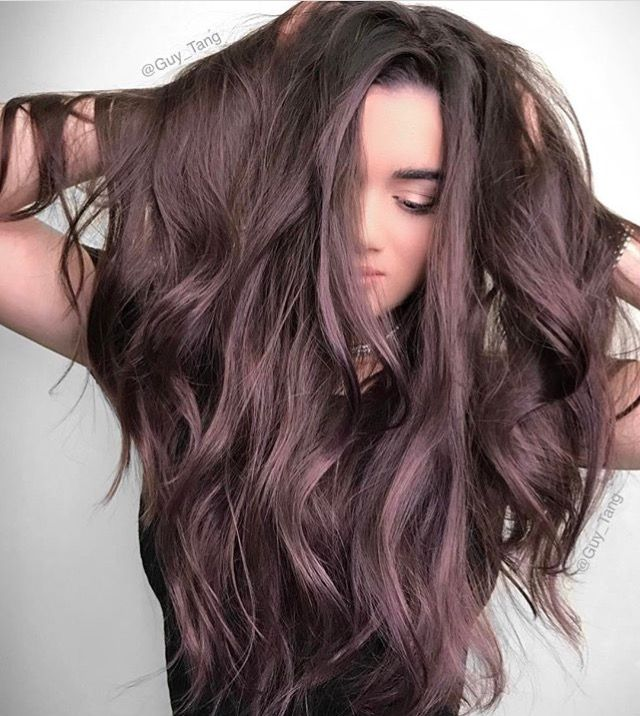 Dusty Brown Hair Color Reference Hair Pinterest Hair Coloring