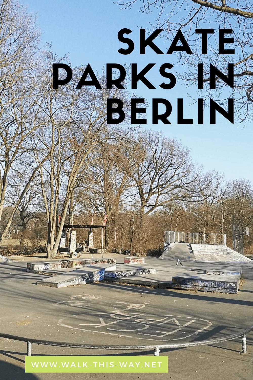 10 skateparks and skate spots in Berlin in 2020 Berlin
