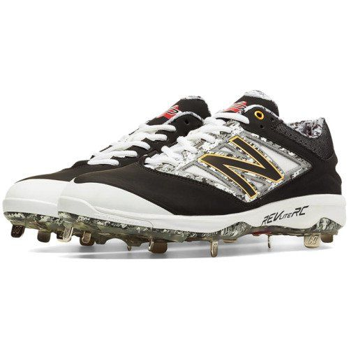new balance baseball cleats gold