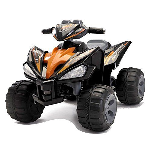 All top 10kids ride on QUADS here