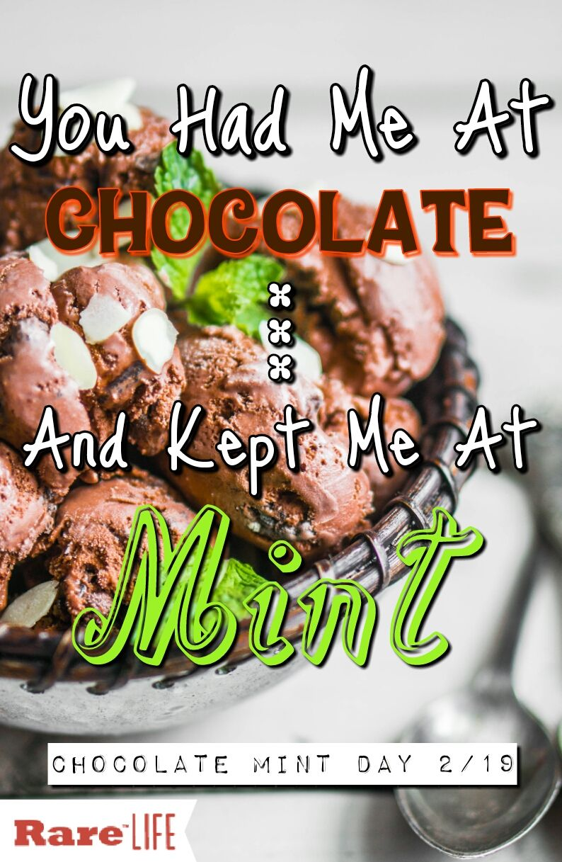 Celebrate Chocolate Mint Day the best way how...Baking an amazing recipe!