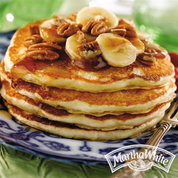 Easy Buttermilk Pancakes from Martha White®