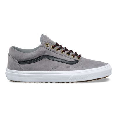 319592a6bf The Old Skool MTE revamps the Vans classic skate shoe with additions  designed for the elements. Featuring water-repellant leather uppers
