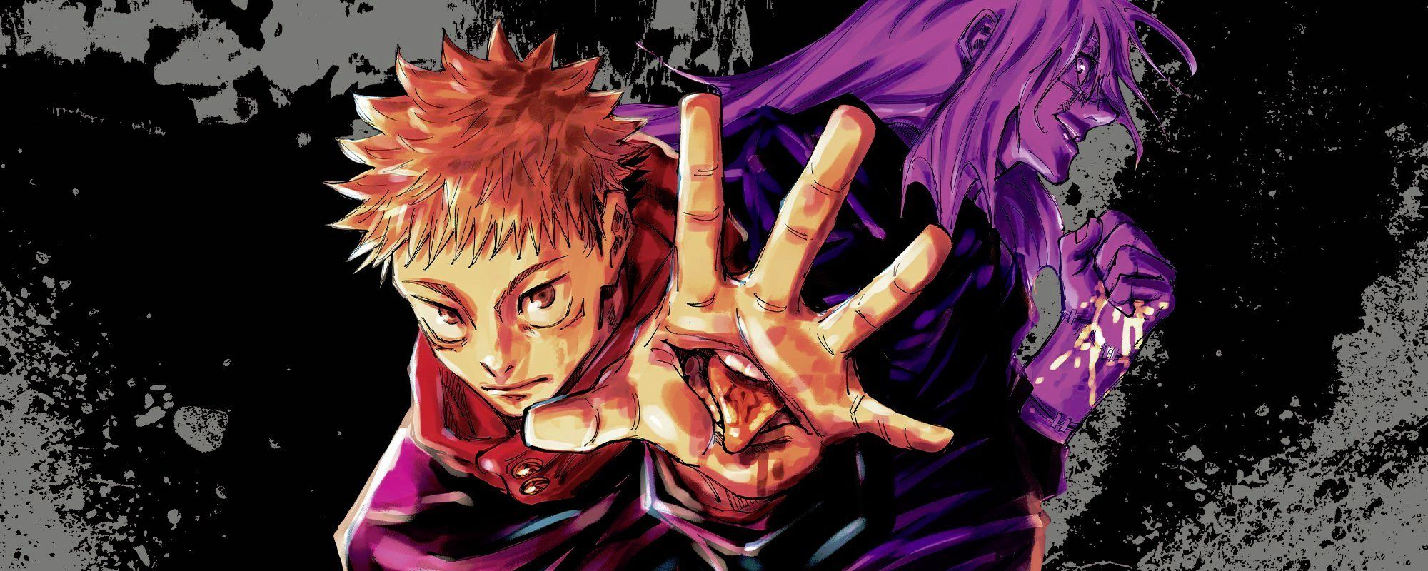 Jujutsu Kaisen On Twitter In 2021 Cute Headers Cute Headers For Twitter Anime Cover Photo