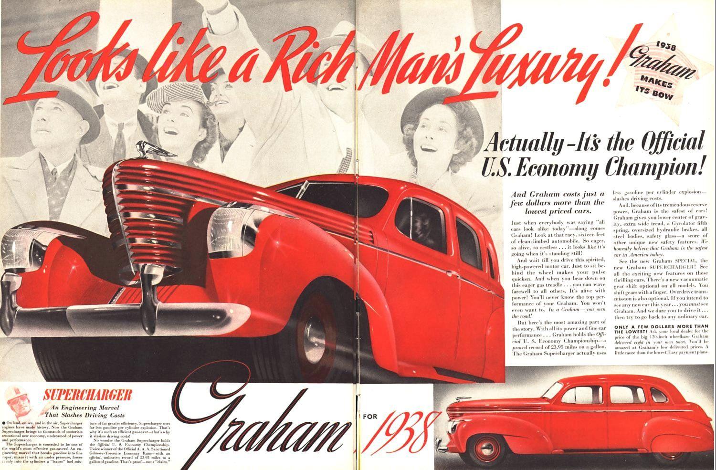 1934 graham bluestreak model 68 graham kaiser frazier jewett pinterest cars and wheels
