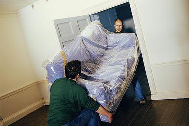 How To Move A Sofa Through A Narrow Door