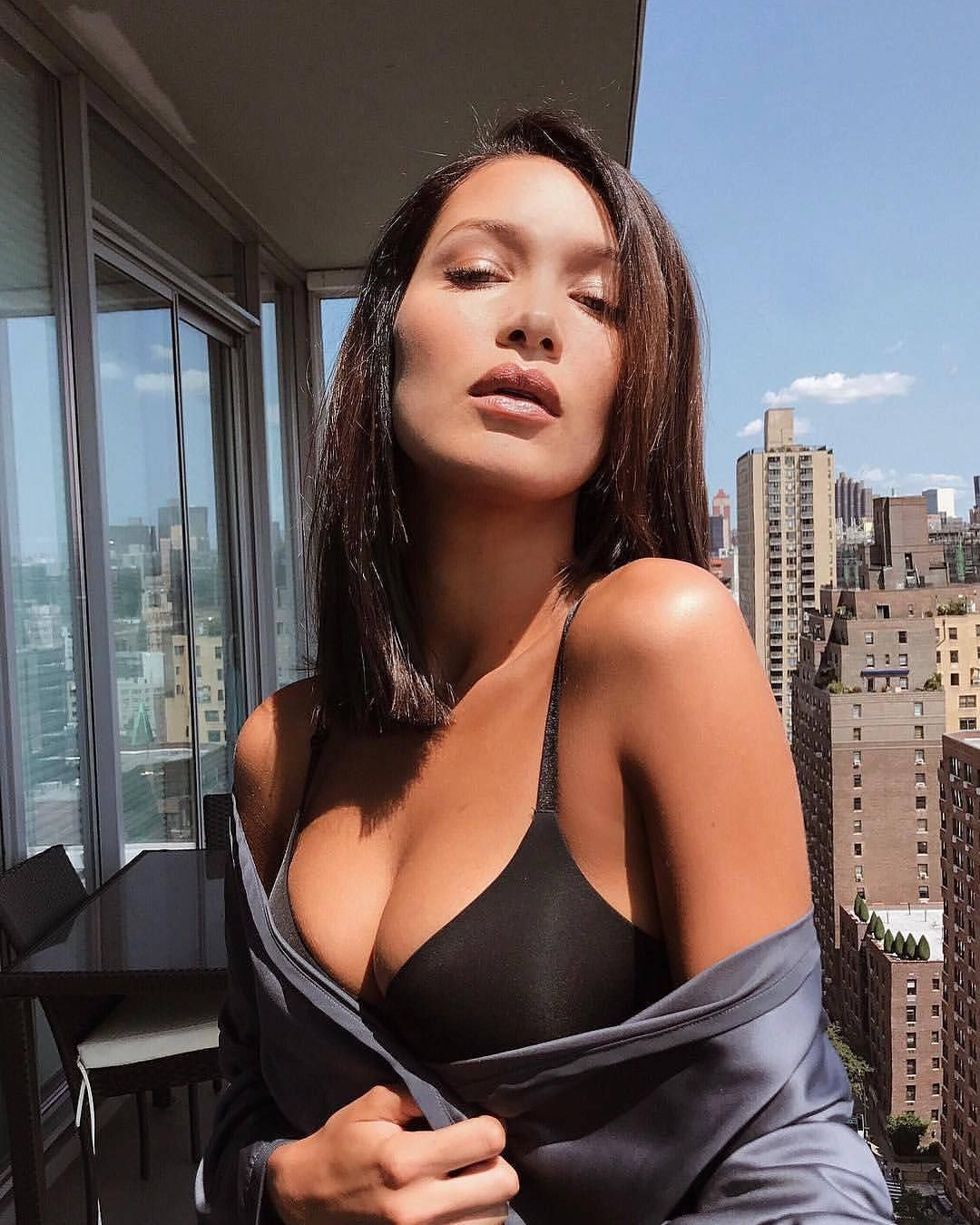 Bella Khair Hadid naked (59 photo) Selfie, Facebook, underwear
