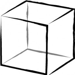Personality test cube ladder