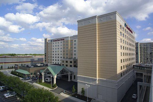 Doubletree Hotel Chicago Ohare Airport Rosemont Rosemont Il