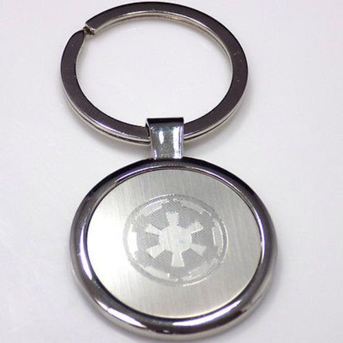 Storm Trooper New Star Wars Keychain Key Tag Engraved Silver Tone Metal Ken 0036 Keychain Silver Engraving Silver Tone Metal