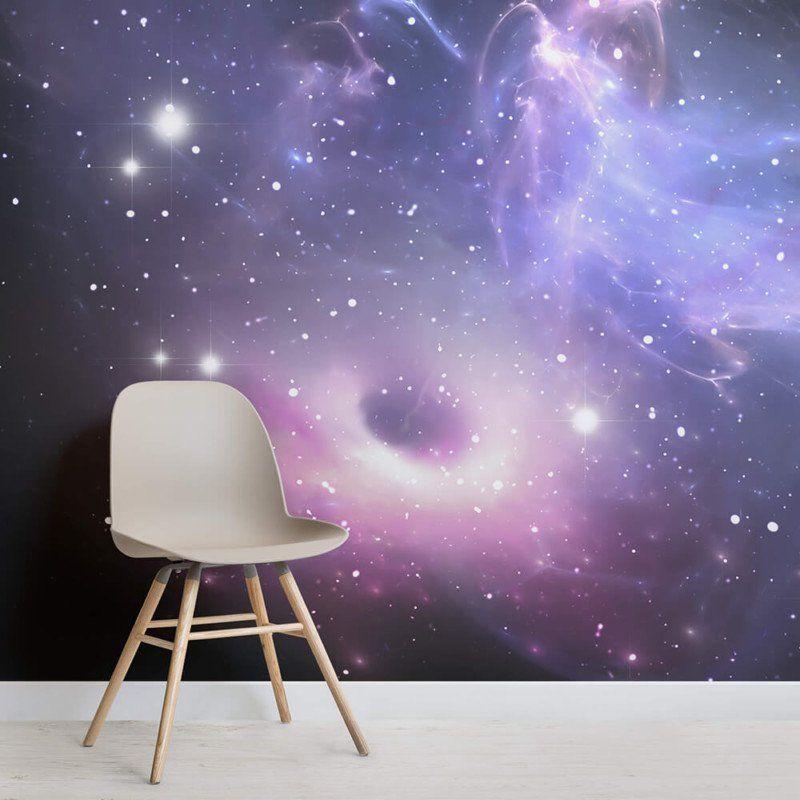 Bright Galaxy Wallpaper Mural MuralsWallpaper Galaxy