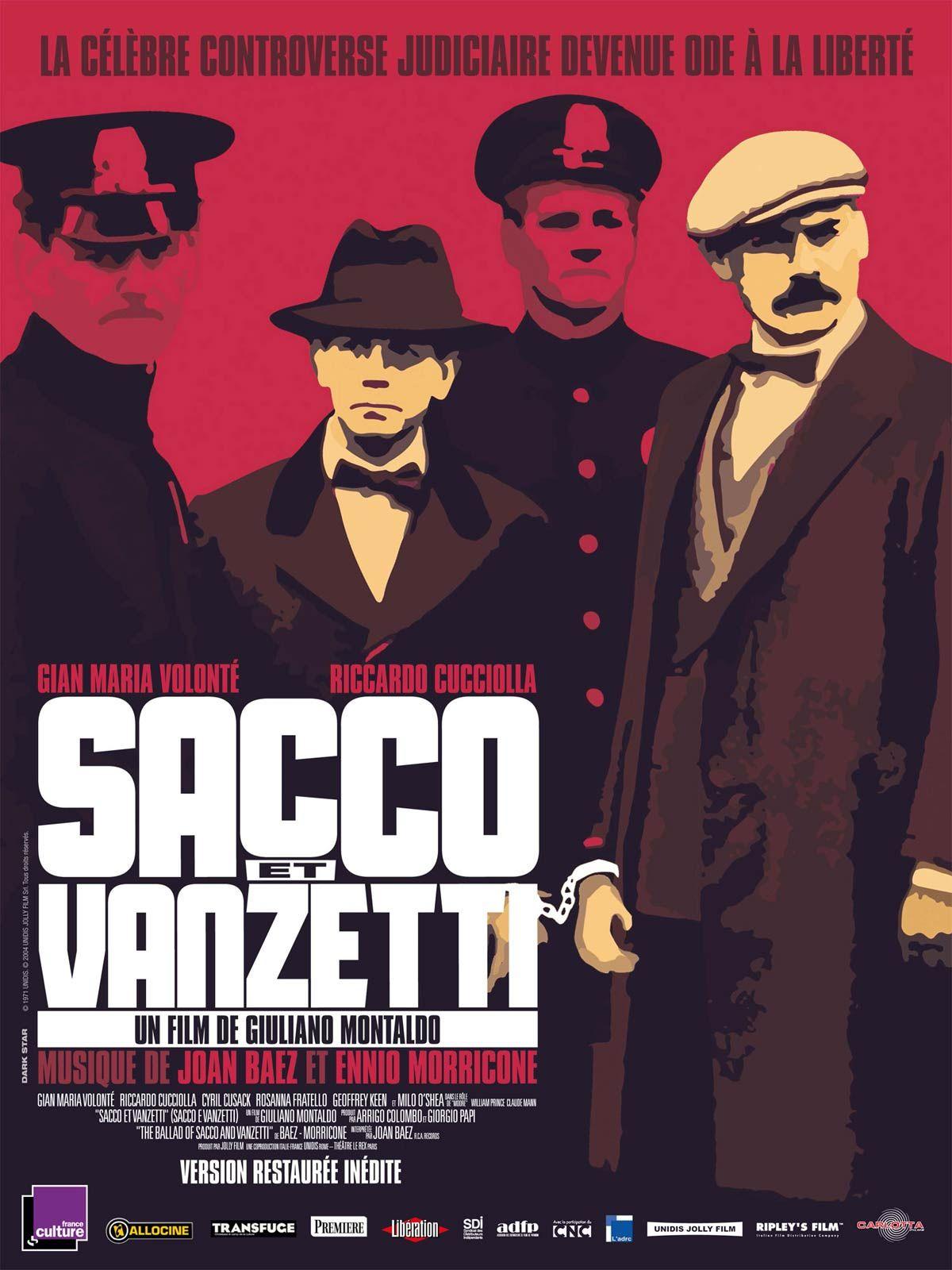 Sacco Et Vanzetti Sacco Et Vanzetti Film Italien Vieilles Poupees