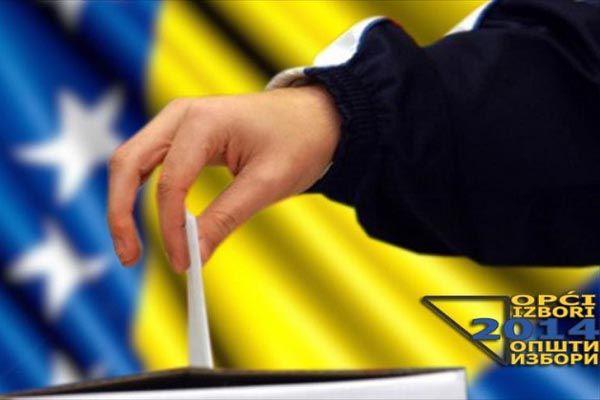 Priopćenje za javnost-u povodu predaje kandidatskih listi BOSS-a za Opće izbore 2014. i izborne kampanje u cilju vraćanja morala u politiku
