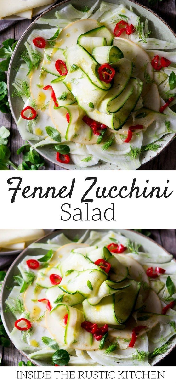Zucchini salads for the winter: 10 delicious recipes 67