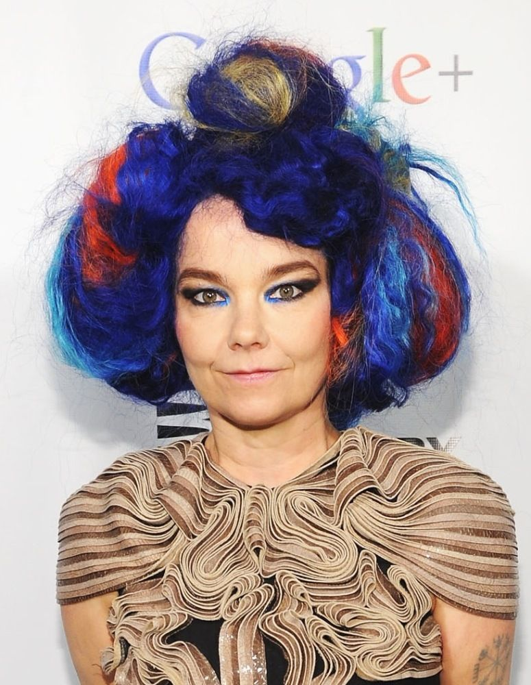 These Bold Hair Colors Arent Just For Teens Pinterest Hair
