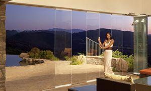 Frameless Glass Walls Nanaglass For Interior And Exterior