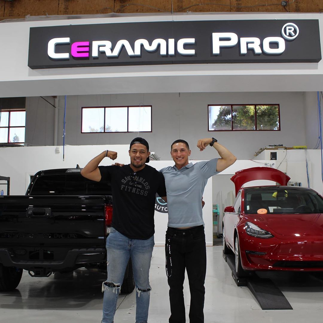 San Diego! We install ceramic coatings! 💎 Trained by the
