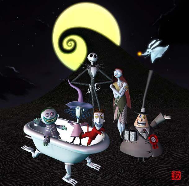 Nightmare Before Christmas 2 by GEKIMURA   Nightmare Before ...