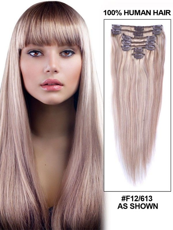 Cheap Clip In Hair Extensions 05