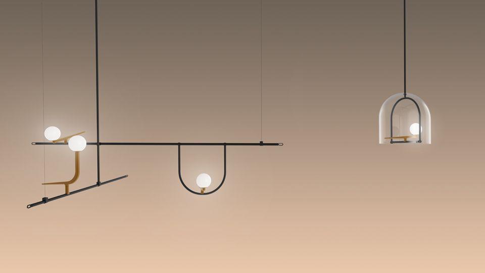 Lampada Yanzi Lampade Soggiorno Progetti Di Illuminazione Design Della Lampada