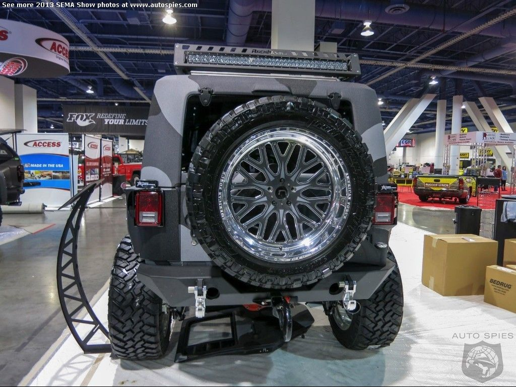 Sema Show Photos Forget The Jeep Jamboree Here Is Where The Next