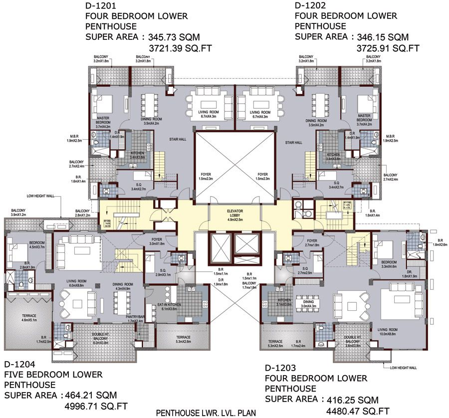High Rise Residential San Francisco Floor Plan Floor Plans Building Layout How To Plan