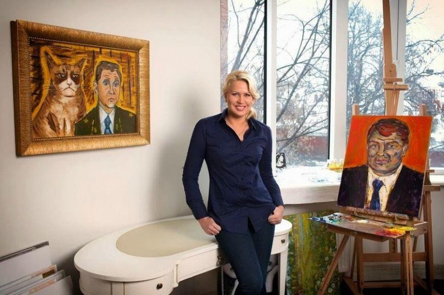 О введении любовницы Сердюкова в члены Академии художеств РФ