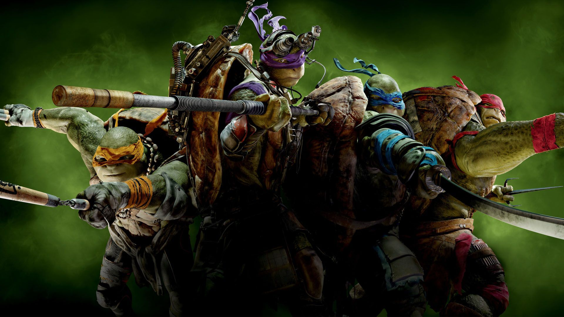 Teenage Mutant Ninja Turtles Wallpapers For Android