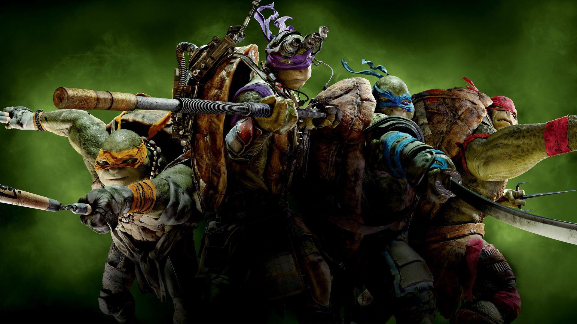 Teenage Mutant Ninja Turtles Wallpapers For Android Teenage