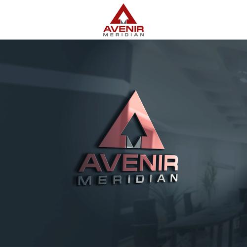 Avenir Meridian High Rise Condominium Needs A New Logo What Is The Meridian Avenir Meridian Is Ascended Living Logo Branding Identity Logo Branding Logos