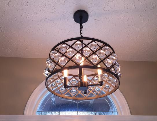 Home Decorators 4 Light Pendant