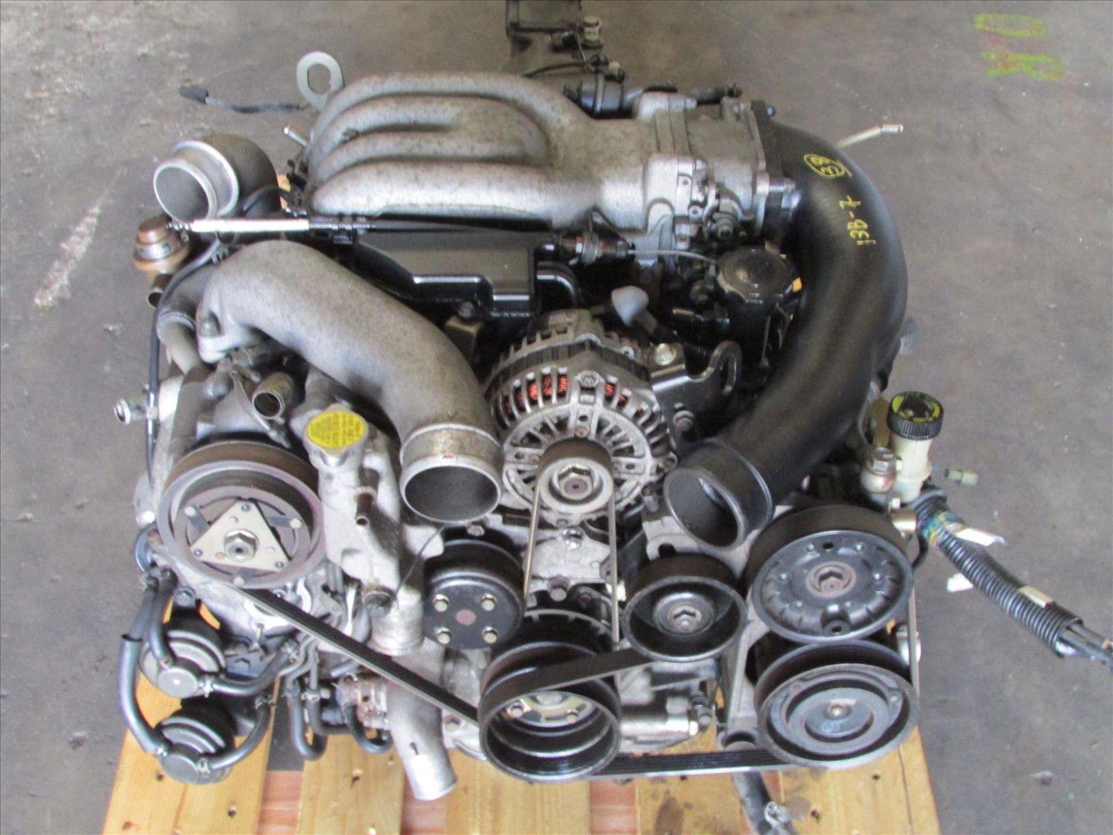 Mazda RX7 FD3S Twin Turbo 13B Rotary Engine 5 Speed Manual