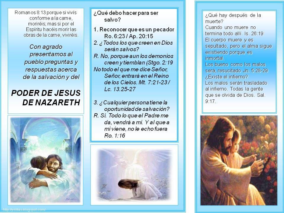 Naci Para Vencer Tratados Cristianos Para Imprimir Folletos Para Imprimir Imprimir Sobres Separadores Cristianos