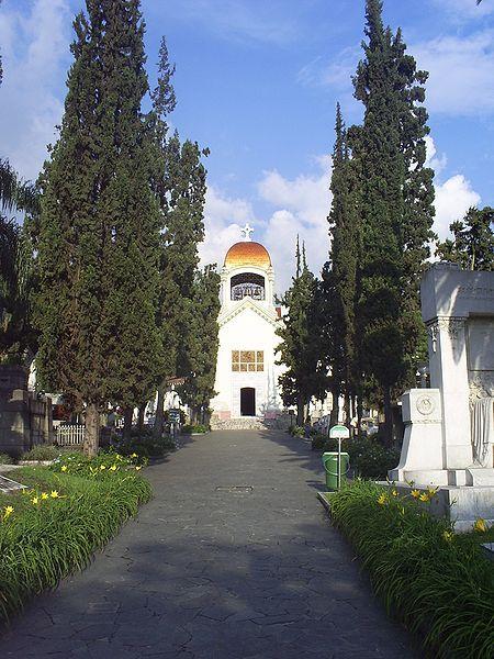 Cementerio San Pedro, Medellin