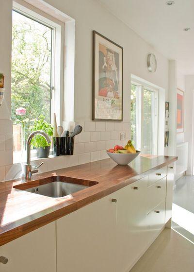 Subway-Fliesen my dream hause Pinterest House and Kitchens - alternative zu fliesen in der küche