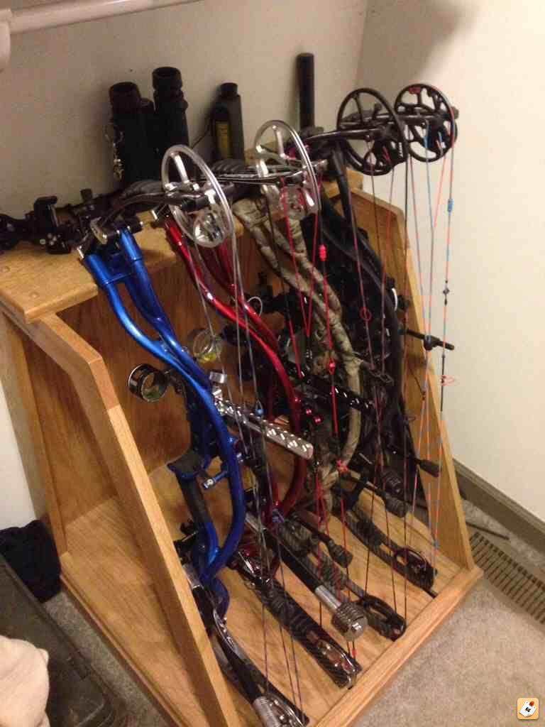 Archery Bow Storage Google Search Storage Archery Bows