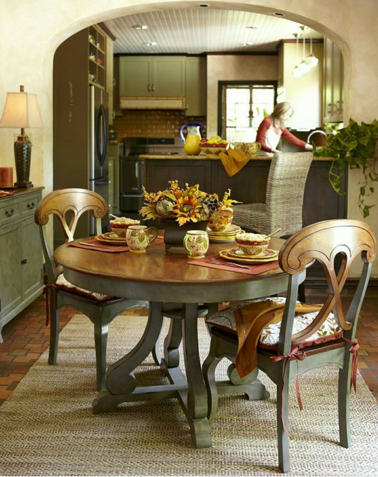 Sage Green Kitchen Table Dining Room Sets Dining Room Chairs