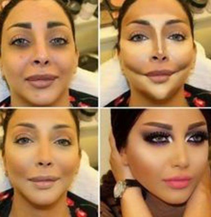 ¡Afina tu rostro con esta técnica, entérate como aplicarla con este paso a paso! #MakeUp
