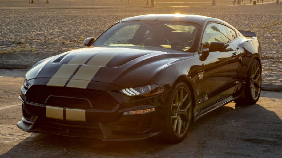 2019 Shelby Gt Ford Mustang Revealed With 480 Horsepower Shelby