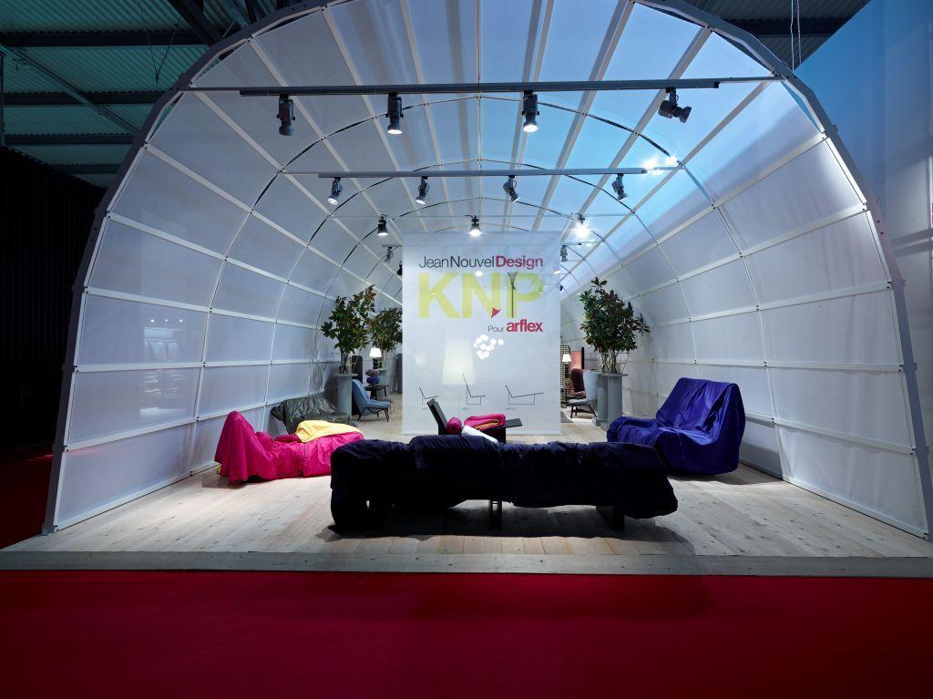 arflex - KNP design Jean Nouvel #arflex #jeannouvel #KNP