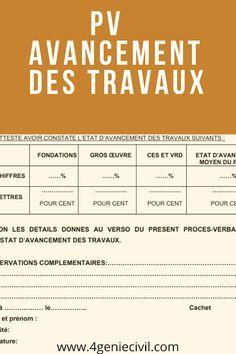 5 Modeles Pv De Reception Definitive Des Travaux Word Et Pdf Gratuit Artofit