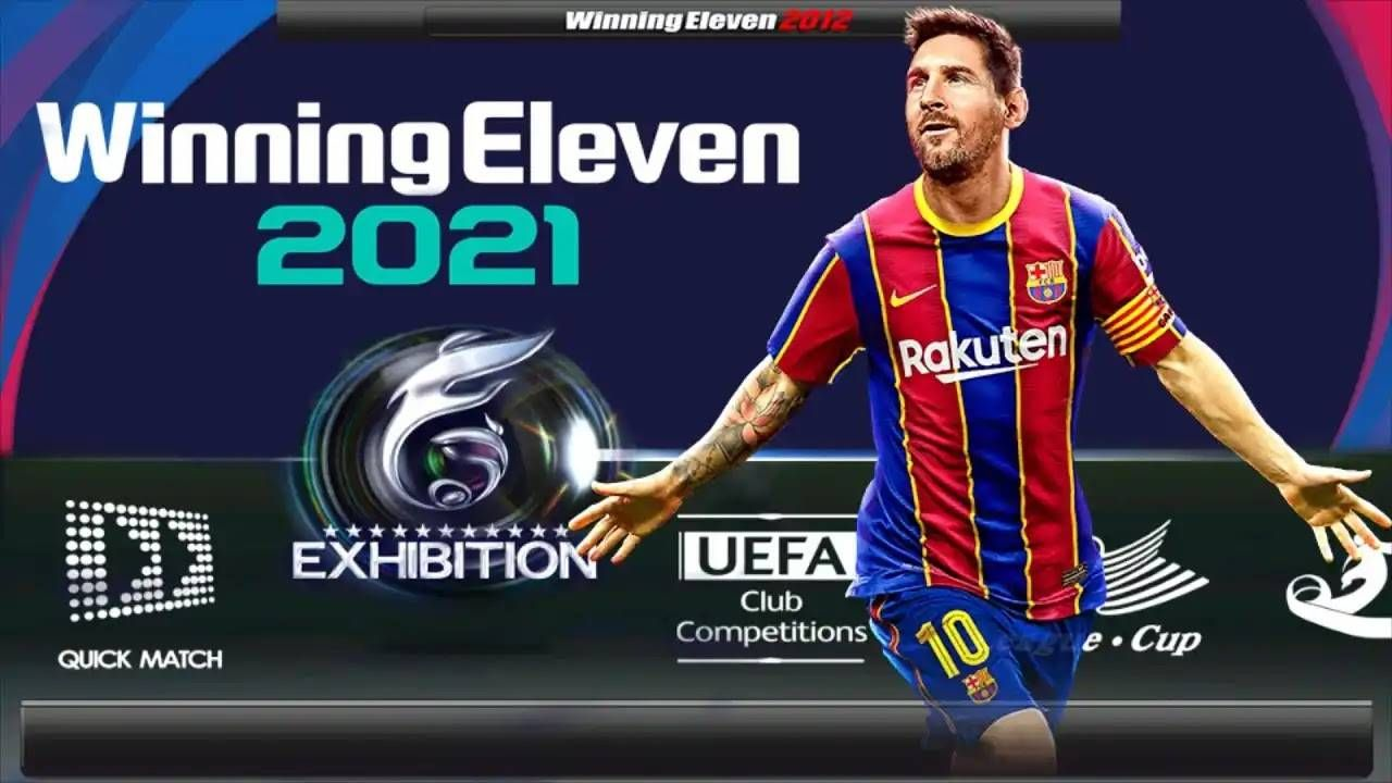 Download We 21 For Android Winning Eleven 2021 Mod Apk Apk Games Club In 2020 Offline Games Most Played Android Mobile Games
