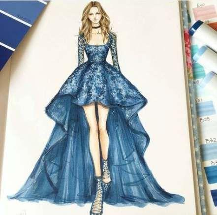 Dress designer ideas sketches 32+ Ideas for 2019 - Dress design sketches - #Design #Designer #Dress #Dressdesignsketches #Ideas #sketches