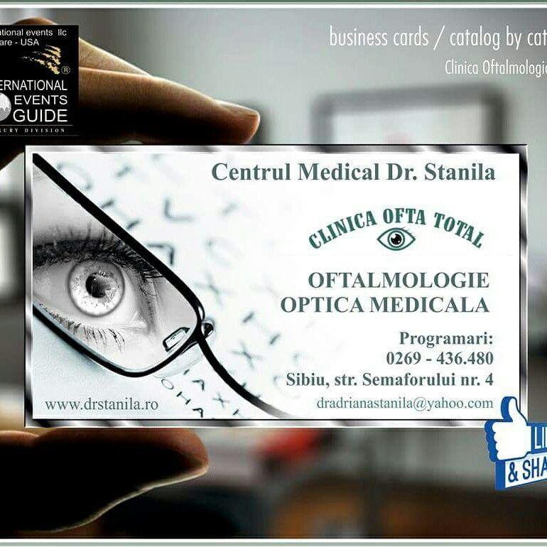 Business cards  Sibiu,  Business cards medicina farmacie
