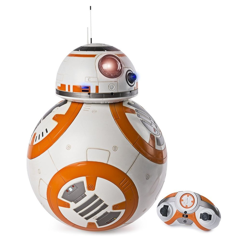 Disney Star Wars Hero Droid BB-8 New In Box Actual Size BB-8! SpinMaster