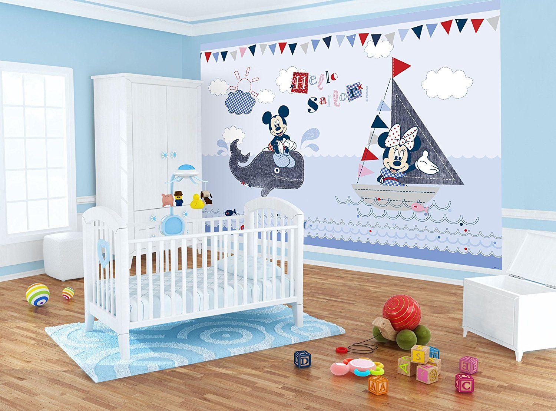 Fototapete Disney Mickey Mouse Schone Wanddekoration Fur Ein