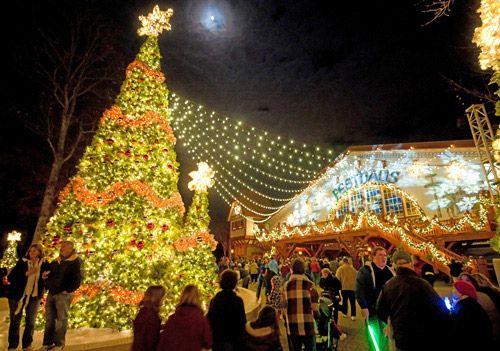 Busch Gardens Christmas Town 2019 Dates