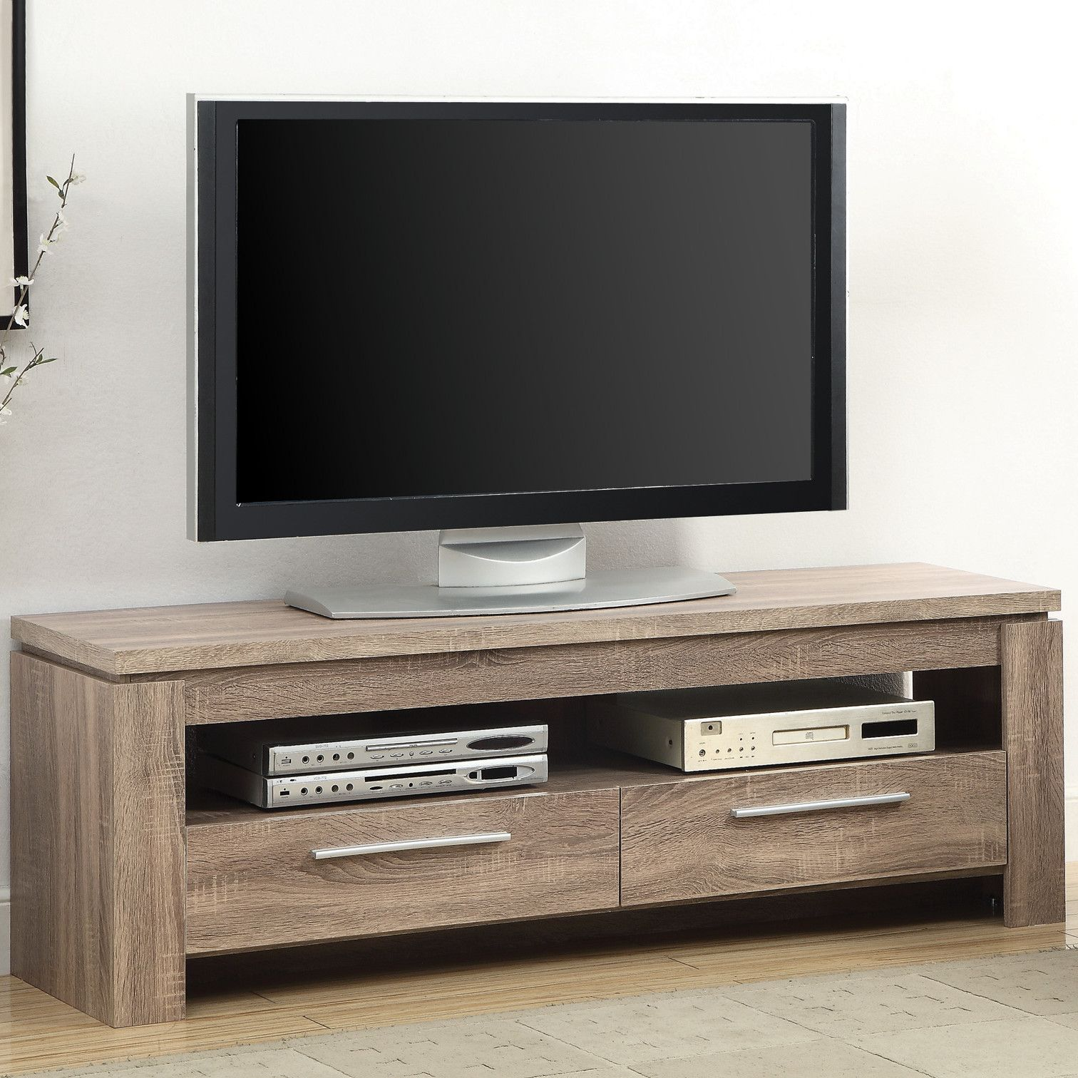 Mercury Row Chaoyichi Tv Stand Reviews Wayfair Tivi Bench  # Deco Table Tele Plus Homecimema