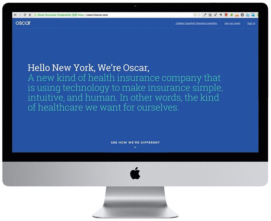 Oscar Health Insurance Steve Peck In 2020 Health Insurance